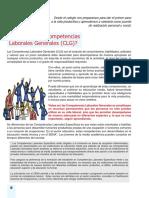 Ley de Competencias Laborales