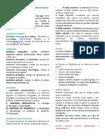 Anatomía y Fisiología básicas 1