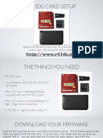 R4 3DS Setup Guide