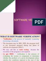 software varification.pptx