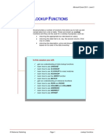 01 Lookup functions