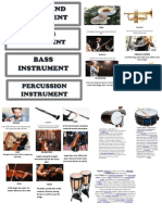 classification of instrument1