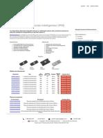 (IPM) Módulos de alimentación inteligente – ON Semiconductor │ DigiKey