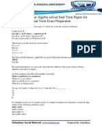 MTH501LinearAlgebraSolvedfinalTermPapersForFinalTermExamPreparation - Copy.pdf