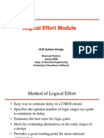 3 Logical Effort Module