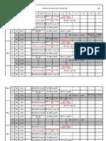 Revised Schedule (BM Aug 10 Sem I)