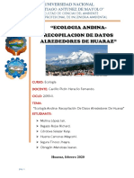 Ecología Andina