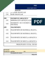 PRESUPUESTO PAV. FLEXIBLE.xlsx