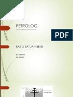 PETROLOGI 3
