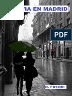 Diluvia en Madrid- R. Freire