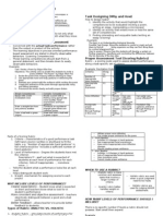 Process Oriented Performance Based Assessment