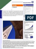 Deustsche Bank Introduction to Sukuks