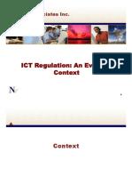 ICT Regulation[2]