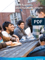 Undergraduate Academic Representation Handbook 2010-11smallProof