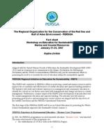 PERSGA EFS Workshop Factsheet Jan 7 2007