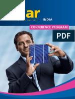 Inter Solar India 2010 Conference Program