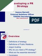 PR Strategy Cambridge