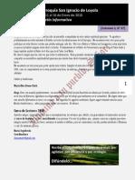 _Boletín Nº 56, del 7 al 13 de Junio de 2010.