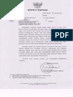 Agenda Tahapan Dan Penetapan Dokumen Perencanaan Dan Anggaran Kabupaten Kapuas 2020