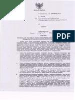 Surat Edaran Bupati - Pemeriksaan Dan Serah Terima Hasil Pengadaan
