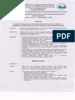 SK PPTK RSUD dr. H. Soemarno Sosroatmodjo Kuala Kapuas 2020