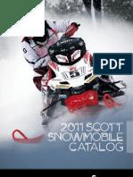 2011 Snowmobile Workbook