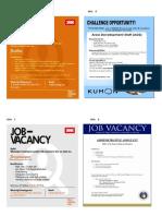 B inggris_job vacancy