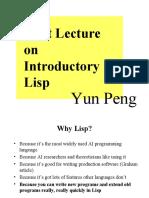 2007 0001.Basic Functions in Lisp