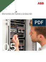 202002 Abb Catálogo Tarifa 2020 Vol5 Elementos de Mando y Protección