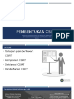 Pembentukan CSIRT
