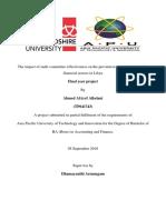 Fraud in Libya revised paper
