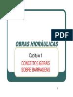 Obras hidraúlicas - Cap-1