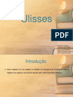 Ulisses- cristiana, beatriz, janice 3ºS