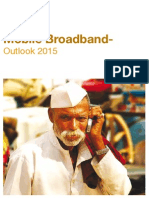 Mobile Broadband Outlook 2015