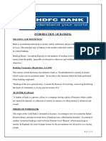HDFC BANK BLACK BOOK