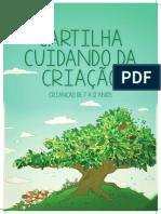 Cartilha-Cuidando-da-Criacao-Material-para-criancas
