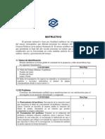 Guia Para La Elaboracion Del Ensayo Monografico Seminario II