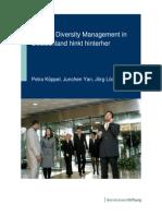 Cultural Diversity Management in Deutschland