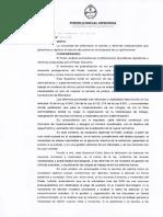 Acordada Nº 29.489 - Suprema Corte de Justicia de Mendoza