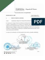 Cumplimiento Obligatorio del Código de Ética Institucional