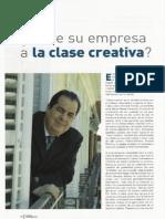 La Clase Creativa Richard Florida