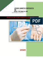 APOSTILA CIRURGICA 2020