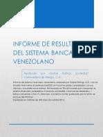 Informe del Sistema Financiero de Venezuela al mes de Enero 2020