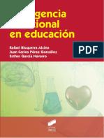Extracto - Inteligencia emocional en educación