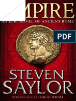 Empire - Steven Saylor