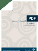 Australia National CSR Audit Report FINAL