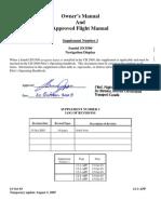 Sandel Avionic Supplement