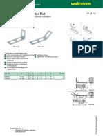 BIS PushStrut Connector Flat - H 29 10 (RU)