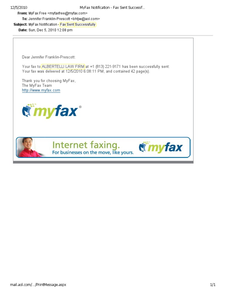 albertelli law firm fax sent successfully 120510 5432 assignment