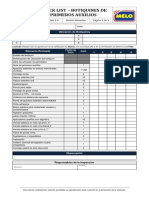 014 CHECK LIST PRIMEROS AUXILIOS Y BOTIQUINES.docx